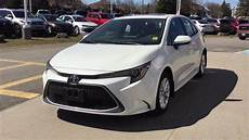 2020 toyota corolla xle new 2020 toyota corolla xle review blizzard pearl 1000
