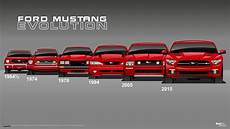generation 6 mustang 6 generation ford mustang family photo shows pony car