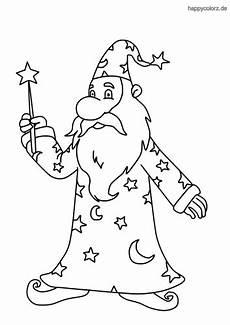Malvorlagen Zauberer Zum Ausdrucken Zauberer Malvorlage Kostenlos 187 Zauberer Ausmalbilder