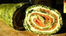 buffet rezepte lachs spinat rolle mettsalat de
