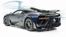 Mansory Tuned Bugatti Chiron Can Be Yours For 4 7 Million