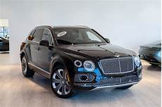 bentley bentayga edition 2018 bentley bentayga mulliner edition stock p020167 for