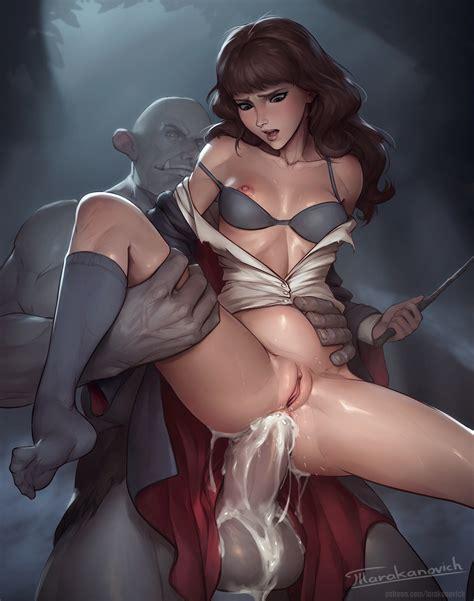 Hermione Vr Porn