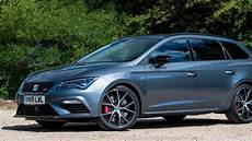 new seat st cupra 300 carbon edition 2018 review