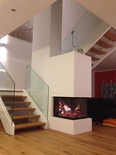 3 Seitiger Heizeinsatz R 220 Egg Pi Classic Treppe Haus