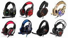 bestes gaming headset 20 best wireless and wired gaming headsets you can get in