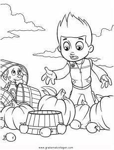 Malvorlagen Rider Pawpatrol 5 Gratis Malvorlage In Comic