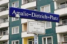 Amalie Dietrich Platz Dresden