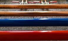 peinture sur cuivre comment peindre des tuyaux en cuivre