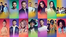 X Factor 2017 Viva Week Song Choices The X