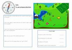 teaching directions ks1 11717 ks1 compass directions teaching resources