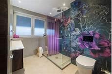 tapeten fürs bad badgestaltung mit tapeten ist tapete im bad machbar