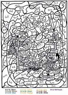 color by number worksheets adults 16064 printable color by number for adults characters color by number coloring pages bbq color by