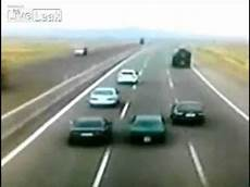 Course Sauvage Sur Autoroute Ou Go Fast En Pleine