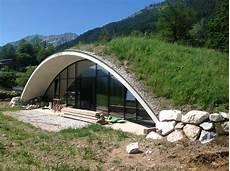 Kuppel Haus Bauen - gebaut bogenhaus bogenhaus untergrund h 228 user haus