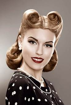 50s Hairstyle For Hair