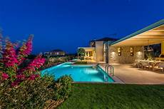 luxury villa in the 3 bedroom luxury villa in chania crete modern villas