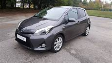 toyota yaris occasion toyota yaris d occasion 1 5 hybrid 100h 75 style bva