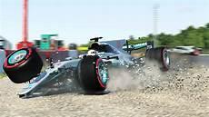 F1 2017 Mods - f1 2018 f1 2017 mod crash compilation 2