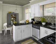 kitchen best white paint for kitchen cabinets small space