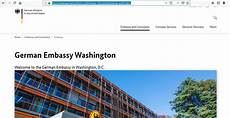 german embassy washington dc 5 easy steps to apply for