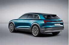 Audi E Suv Tesla Style Q6 Crossover Bows In