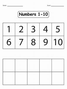 kindergarten worksheets writing numbers 1 10 kindergarten worksheets december 2015