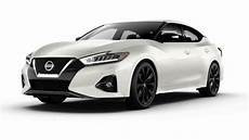 2019 Nissan Maxima Detailed by 2019 Nissan Maxima Specs Deals Trims Comparisons 94