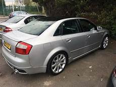 how does cars work 2002 audi s4 spare parts catalogs 2002 audi a4 3 0 v6 quattro full s4 replica rare car very low mileage automatic in castle