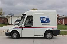 New Postal Vehicles