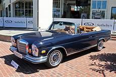 1969 Mercedes 280 Se 3 5 Cabriolet Gallery Gallery
