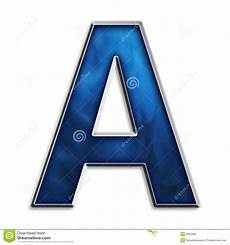 letter a in tribal blue stock photos image 5022003