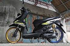 Velg Babylook by 200 Modifikasi Motor Beat 2019 Babylook Thailook