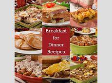 Farmer's Skillet Breakfast & Other Breakfast for Dinner