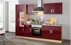 Einbauküche Mit Elektrogeräten - einbauk 252 che mit elektroger 228 ten k 252 chenzeile mit ger 228 ten 270