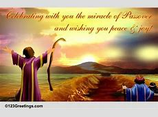 passover greetings in english