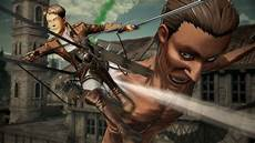 attack on titan 2 shows how to take down a titan in new