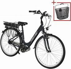 Fischer Fahrraeder E Bike City Damen 187 Ecu1803 171 71 12 Cm
