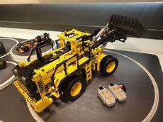 lego technic 42030 volvo front end loader by