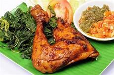 Resep Ayam Bakar Lalapan Plus Sambal Tomat Resep Masakan