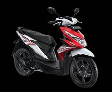 Striping Beat 2018 Modifikasi by Beat 2018 Putih Merah Warungasep