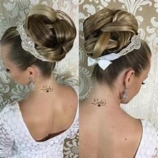 Wedding Updo Medium Length Hair