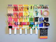 pegboard for craft room 70 resourceful ways to decorate with pegboards and other
