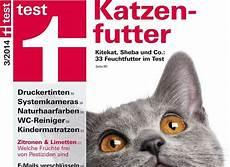 kritik am katzenfutter test der stiftung warentest