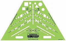 rapidesign r 43 isometric piping drafting template pipe layout stencil