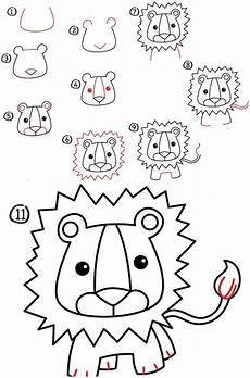 einfache malvorlagen lernen zeichnen lernen mit anleitungen fr kinder witzige figuren