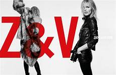 Zadig Voltaire Fall Winter 2018 Advertising
