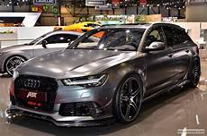 audi rs6r abt abt audi rs6r with a mix of sharp edges and flared areas to create a more aggressive performance