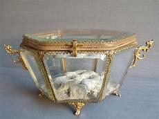 antique jewelry casket box coffret boite a bijoux ancien