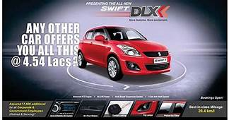 Maruti Suzuki Swift DLX Limited Edition Launched Priced